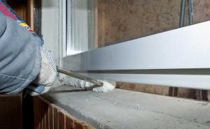 Установка металлопластиковых окон и дверей Одесса