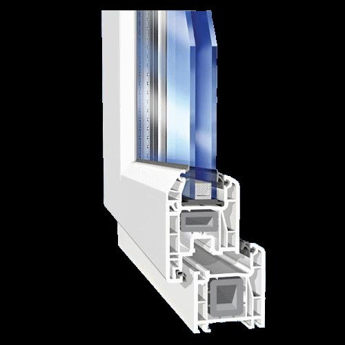 Пластиковые окна WINTECH 642