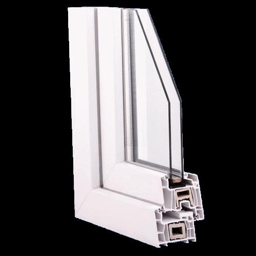 Пластиковые окна WINTECHь 753
