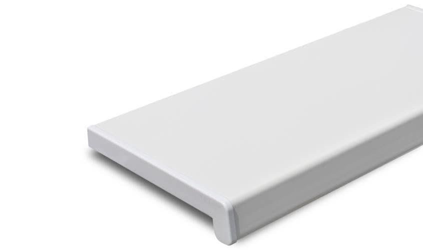 Подоконники CRYSTALIT цвет белый